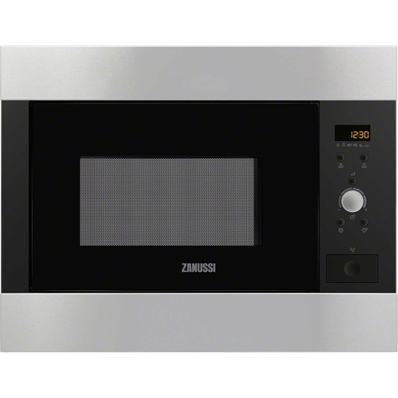 Zanussi H459xW594xD437 26L Built In Microwave - Stainless Steel primary image