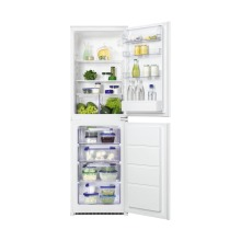 Zanussi H1772xW540xD549 50/50 Integrated Fridge Freezer
