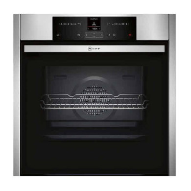 Neff H595xW596xD548 Single Multifunction Oven - Stainless Steel