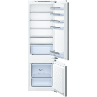 Bosch H1772xW541xD545 Integrated 50/50 Fridge Freezer