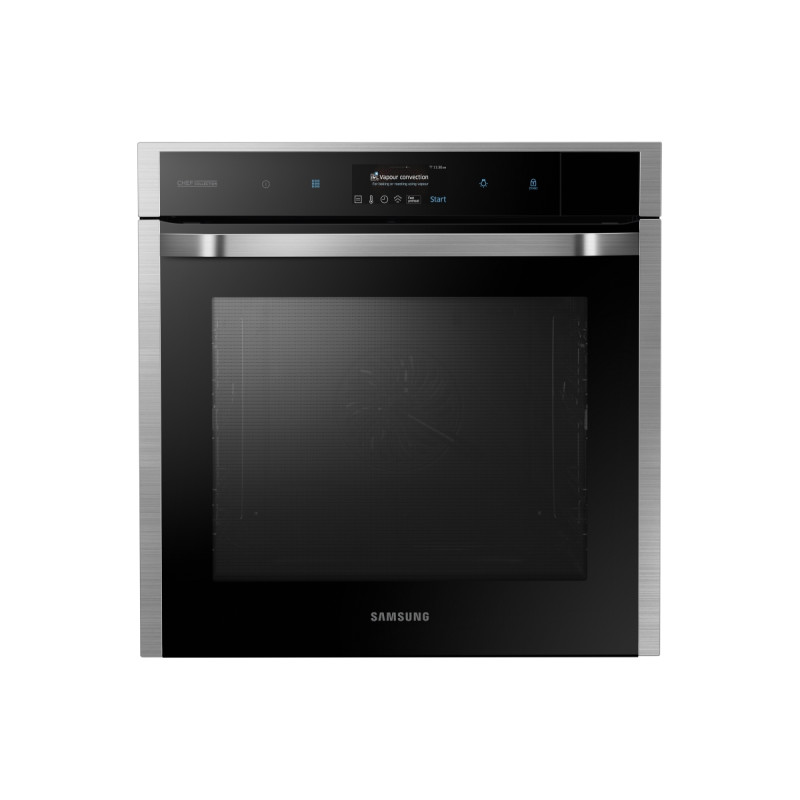 Samsung H595xW595xD566 Single Electric Wi-Fi Oven - Stainless Steel primary image