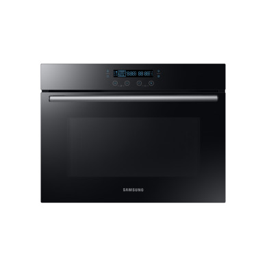 Samsung H454xW595xD570 Compact Combi Microwave Oven - Black