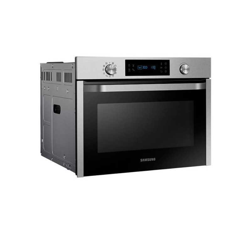 Samsung H454xW595xD570 Compact Combi Microwave Oven - Stainless Steel additional image 1