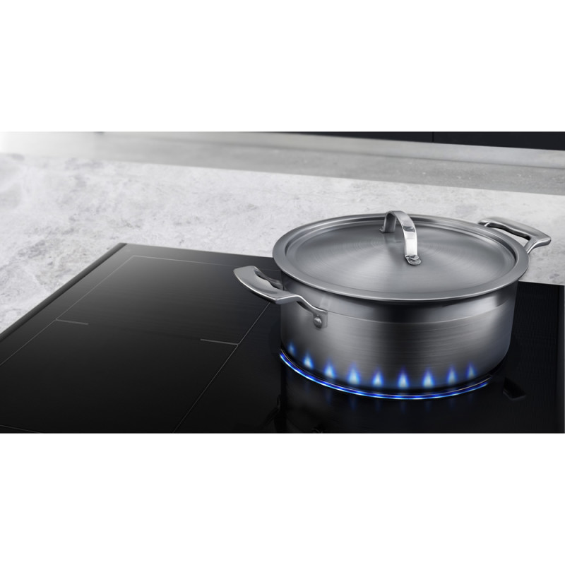 Samsung H56xW600xD520 3 Zone Induction Hob additional image 3