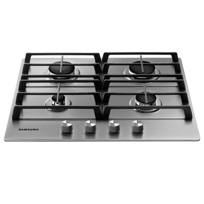 Samsung H50xW600xD510 4 Burner Gas Hob - Stainless Steel additional image 3