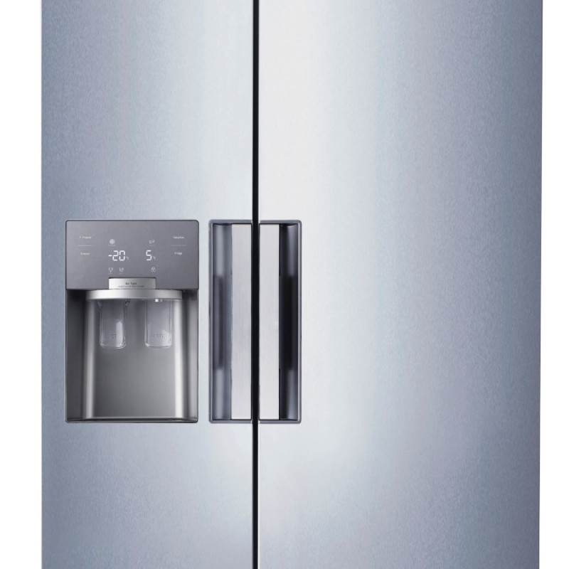 Samsung H1789xW912xD712 American Style Freestanding Fridge Freezer - RS7667FHCSL/EU additional image 2