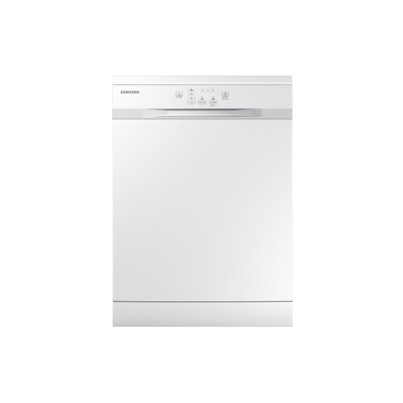 Samsung H845xW598xD600 Freestanding Dishwasher - White - DW60H3010FW primary image