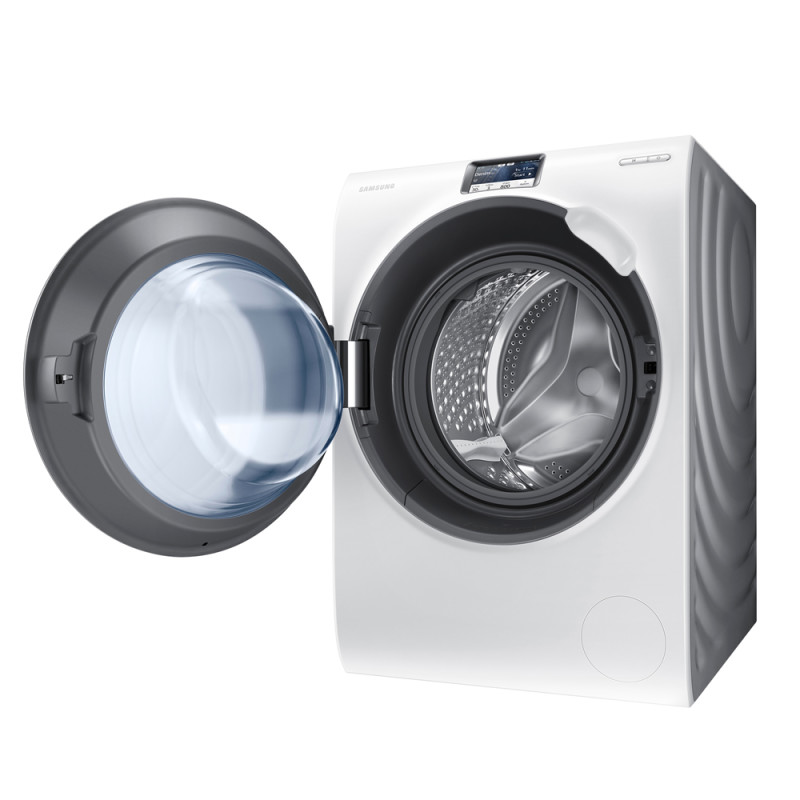 Samsung H850xW600xD600 Freestanding Washing Machine - White additional image 5