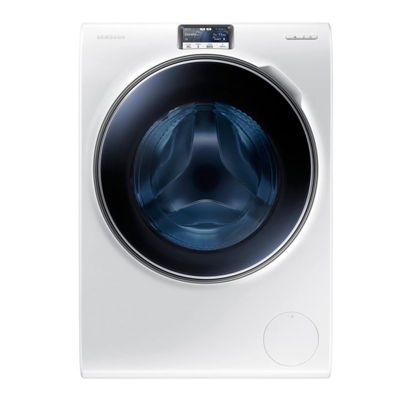 Samsung H850xW600xD600 Freestanding Washing Machine - White primary image