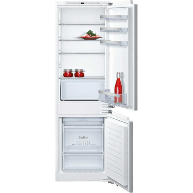 Neff H177xW54xD54 Integrated 70/30 Fridge Freezer primary image