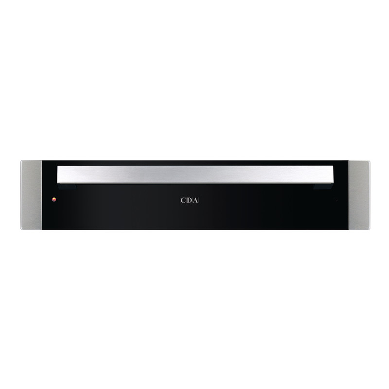 CDA H126xW594xD571 Warming Drawer - Stainless Steel primary image