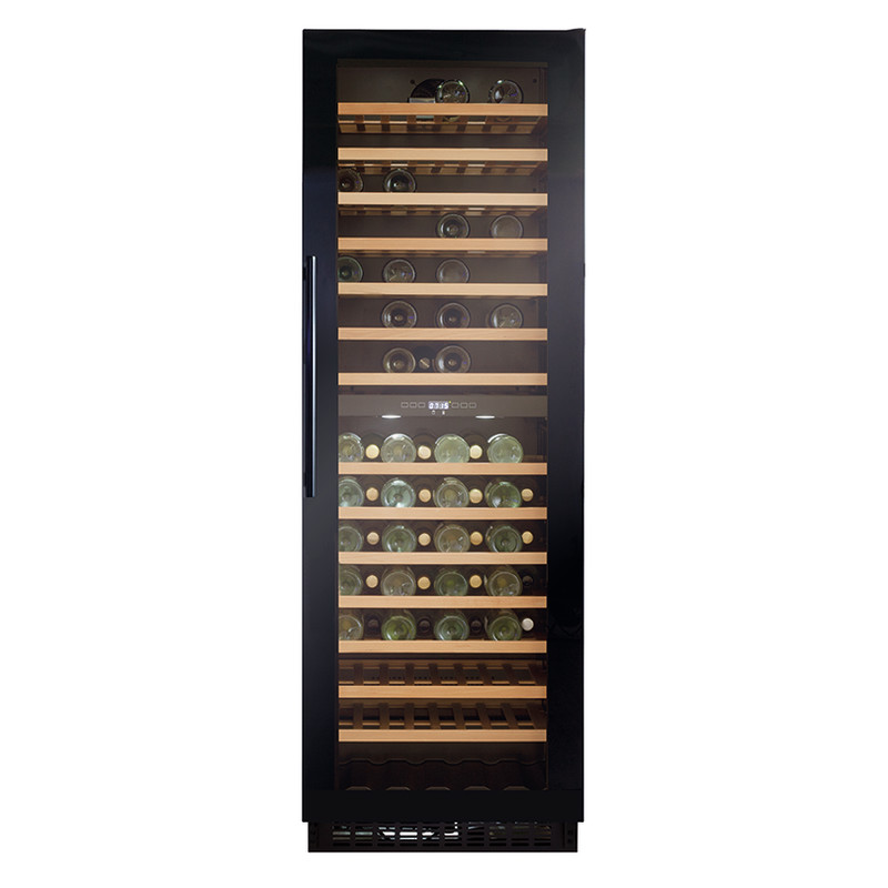 CDA H1768xW595xD615 Full Height Freestanding Wine Cooler - Black - FWC860BL primary image