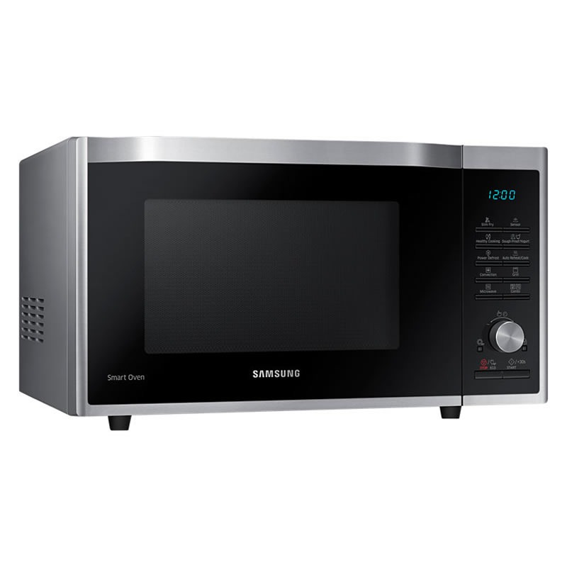 Samsung H309xW523xD506 32L Freestanding Combination Microwave - Silver additional image 2