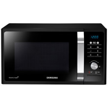 Samsung H275xW490xD392 23L Freestanding Microwave Oven With Grill - Black