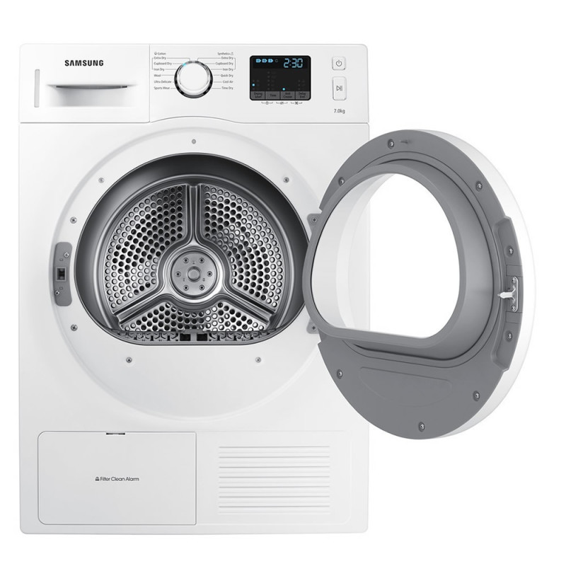 Samsung H850xW600xD600 7Kg Condensing Dryer - White additional image 1