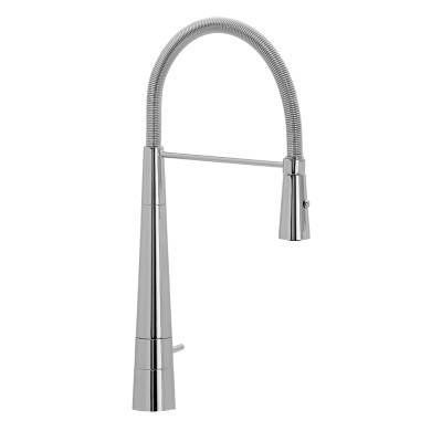 Metis Tap Chrome - High Pressure Only