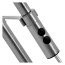 Oceanus Tap Brushed Nickel - High Pressure Only additional image 3