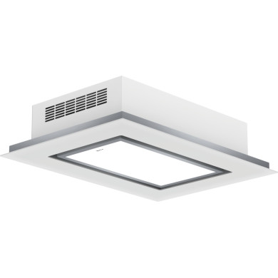 Neff H245xW1000xD700 Ceiling Extractor - White Glass - I90CN48W0