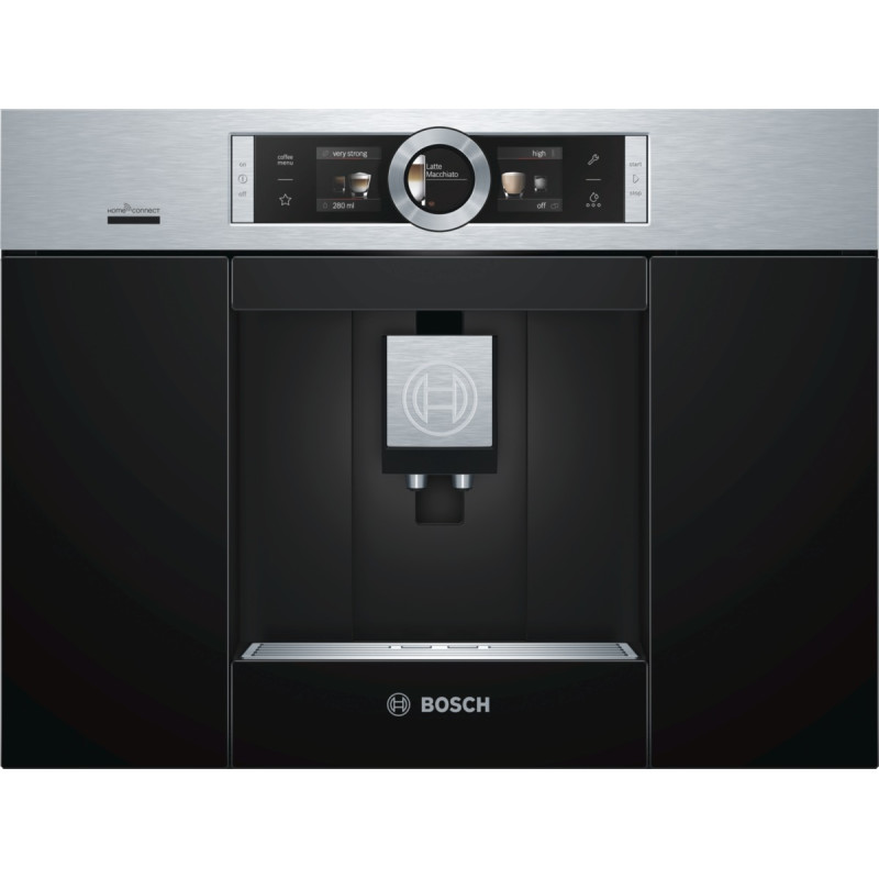 Bosch H455xW594xD375 - Coffee Machine - Stainless Steel - CTL636ES6 primary image