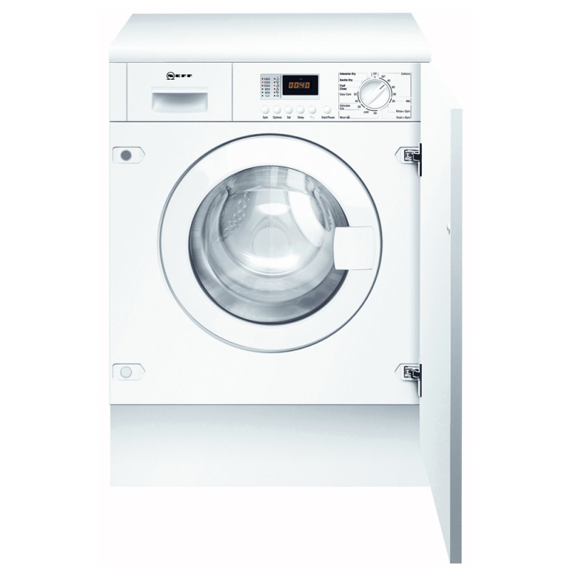 H820xW595xD550 Built in  Washer Dryer additional image 3