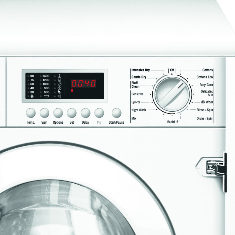 Neff H820xW595xD550 Intregrated Washer Dryer additional image 2