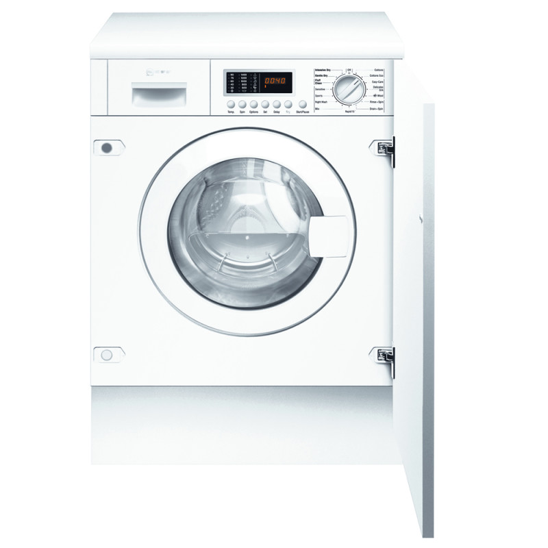 Neff H820xW595xD550 Intregrated Washer Dryer additional image 3
