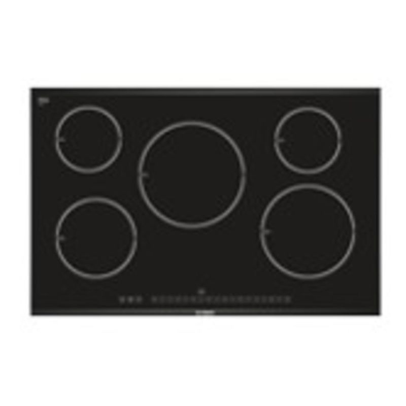 Bosch H51xW816xD527 Induction 5 Zone Hob - Black - PIM875N14E additional image 1