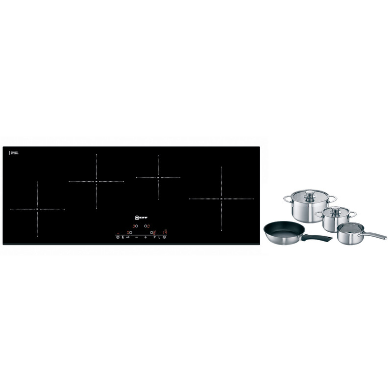 Neff H51xW900xD346 4 Zone Hob Induction - T41D90X2 primary image