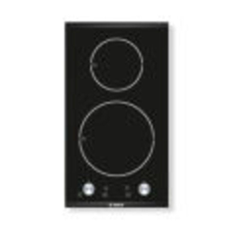 Bosch H51xW306xD527 Induction 2 Zone Hob - Black additional image 1