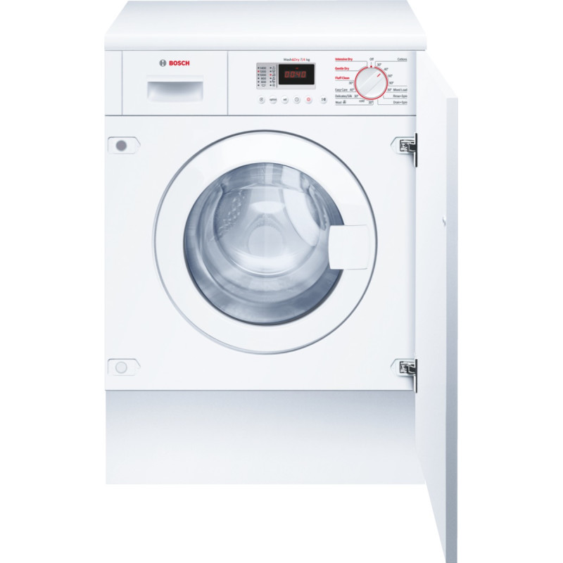 Bosch H820xW595xD584 Integrated Washer Dryer primary image