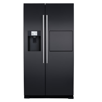 H1820XW908XD690 Side by side American style fridge freezer - PC71BL