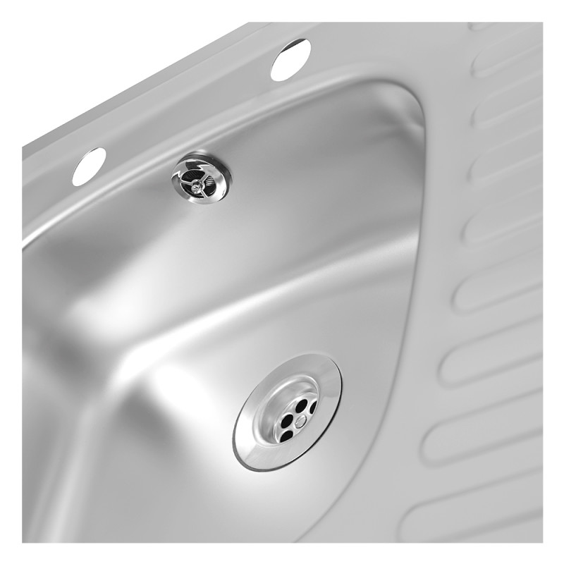 935x485 Tudor RHD S/Steel Sink and Deck Tap Pack additional image 7