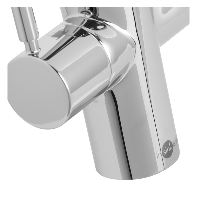 Insinkerator 3N1 Swan Neck Hot Water Tap Chrome additional image 4