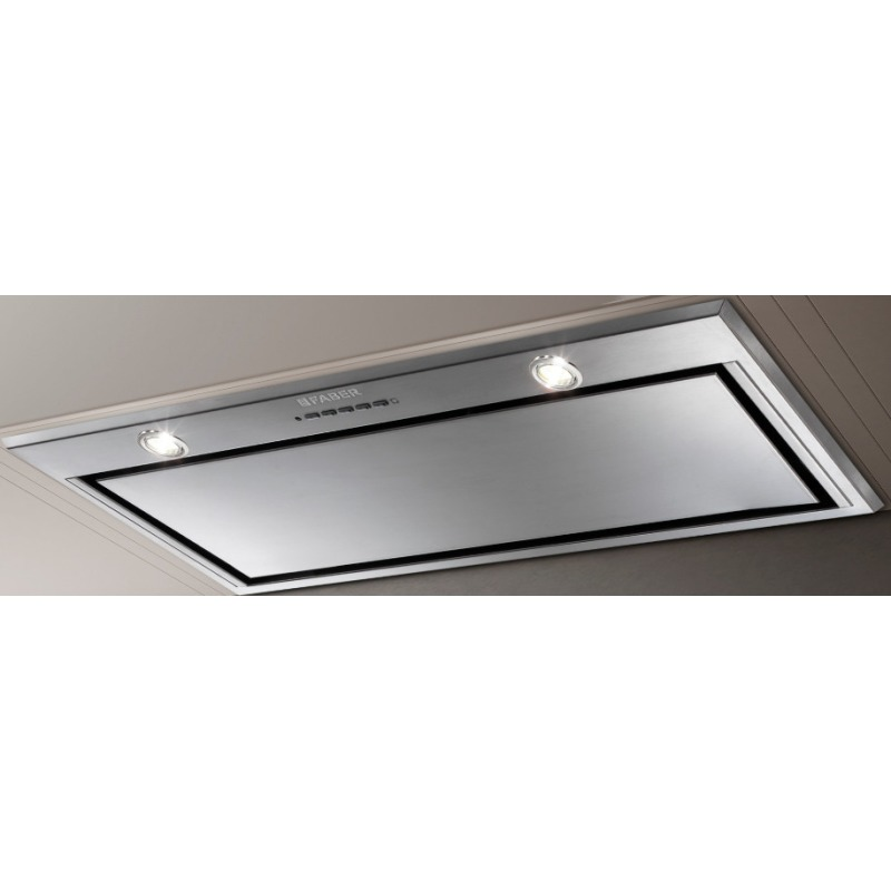 Faber H700xW330xD300 Inca Lux Integrated Hood - Stainless Steel primary image