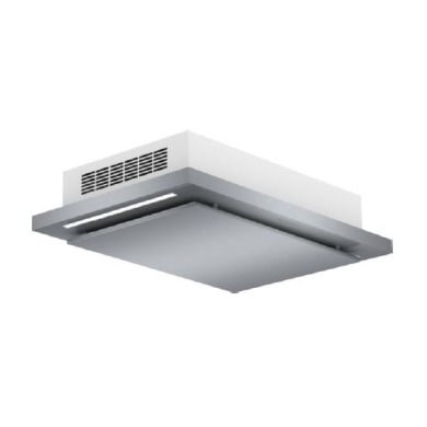 Bosch H243xW1000xD700 Brushed Steel Ceiling Hood
