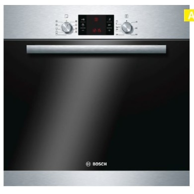 Bosch H595xW595XD548 Built-in Single Oven