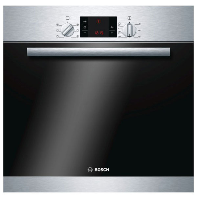 Bosch HBA23B150B Built-In Electric Single Multi-Function Oven - Stainless Steel primary image