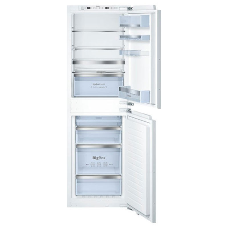 Bosch H1772xW558xD545 50/50 Integrated Fridge Freezer Frost Free primary image