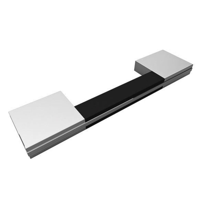 160x192mm Lisa Black Bar Handle additional image 1