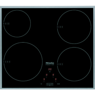 Miele H48xW574xD504 4 Zone Induction Hob