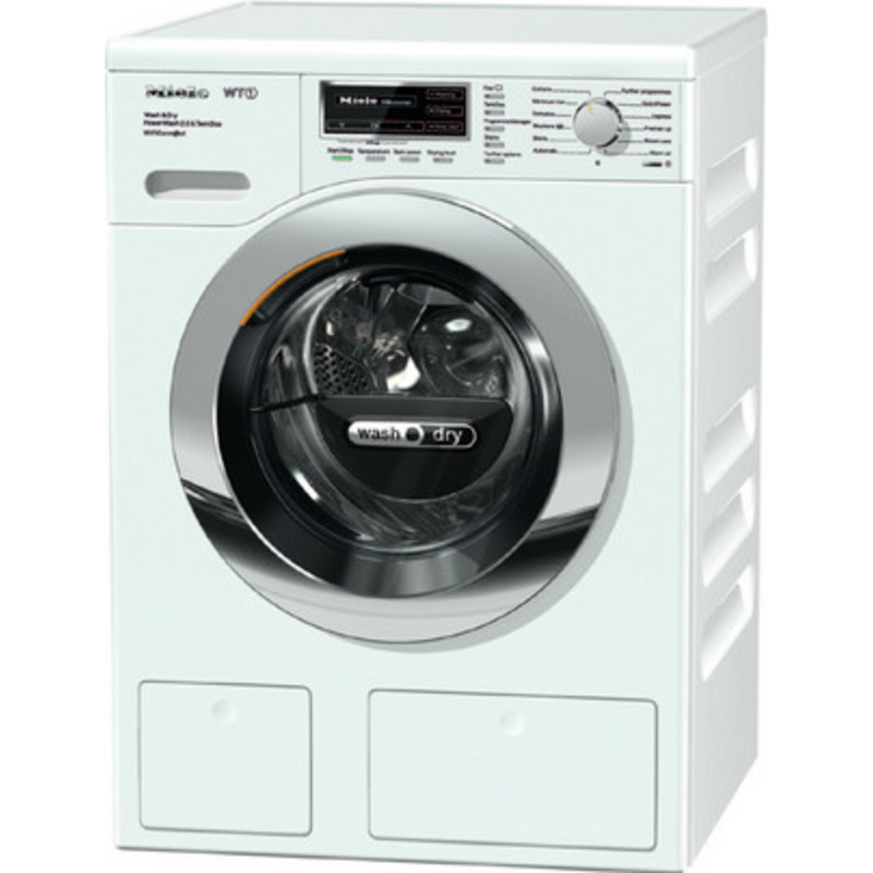 Miele H820xW595xD584 Built in Condenser Washer Dryer primary image