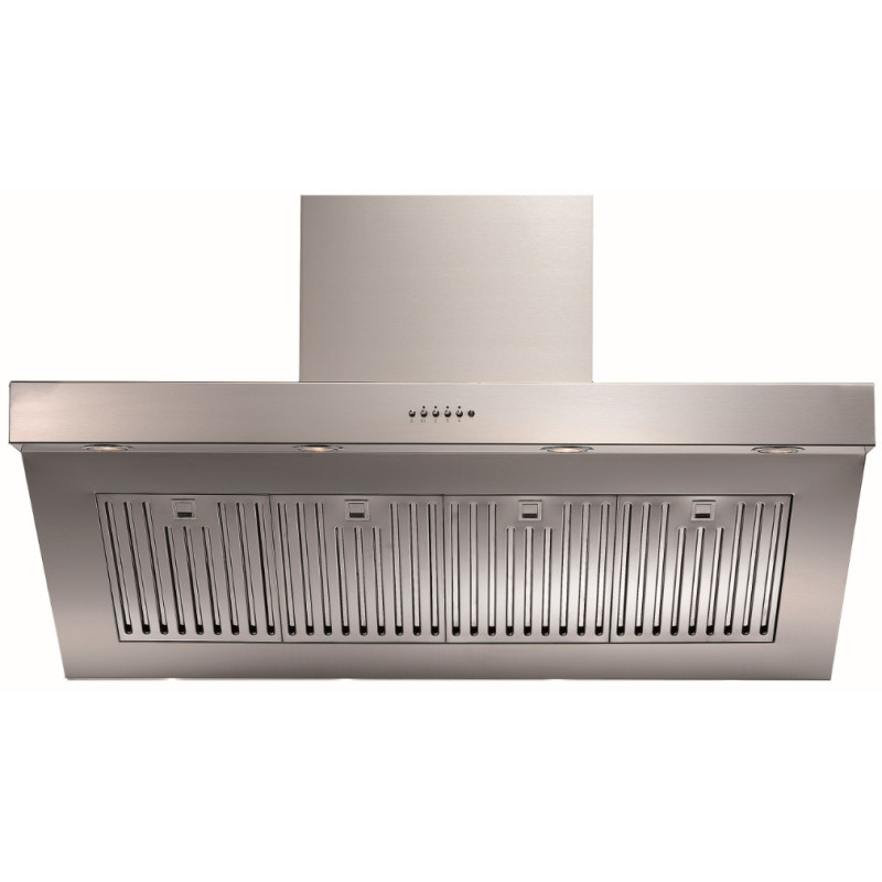 ILVE Hood Modern 110cm Stainless Steel - AGQ110 primary image