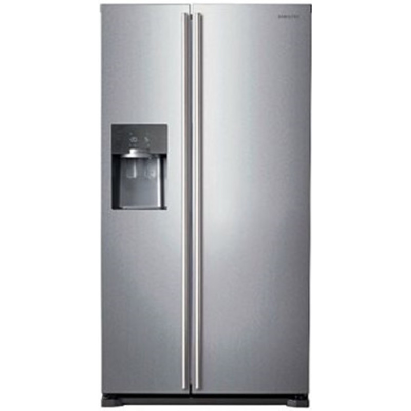 Samsung H1789xW912xD754 Silver Side by Side Fridge Freezer - RS7567BHCSP/EU primary image
