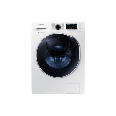 Samsung H850xW600xD600 Add Wash White Washer Dryer