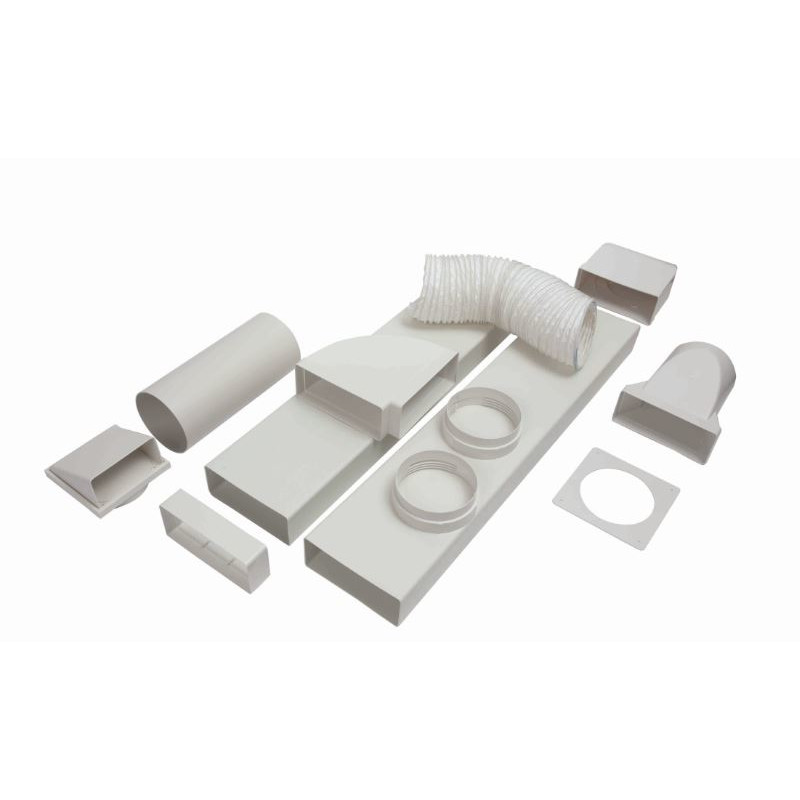 CDA 150mm x 3m Flat Channel Ducting Kit primary image