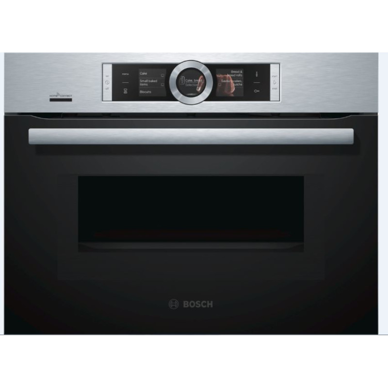 Bosch H455xW595xD548 HomeConnect Microwave primary image