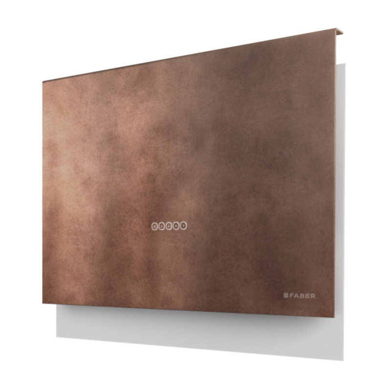 Faber H635xW798xD240 Talika Wall Mounted Cooker Hood - Old Copper primary image