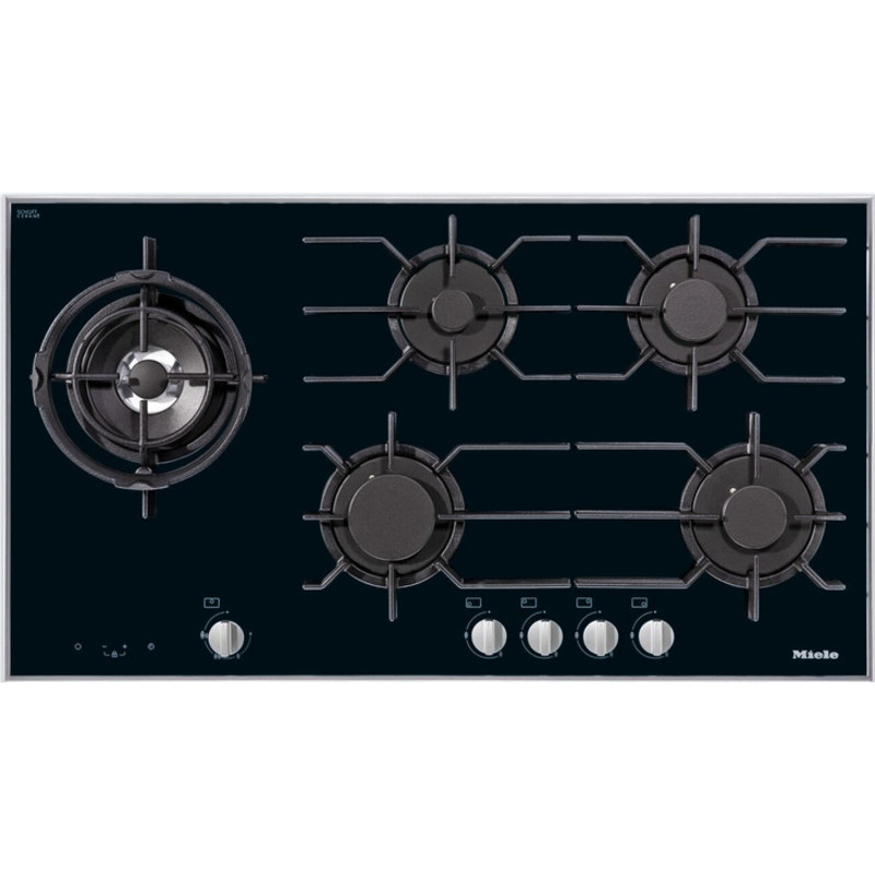 Miele H46xW942x526 5 Zone Gas on Glass Hob primary image