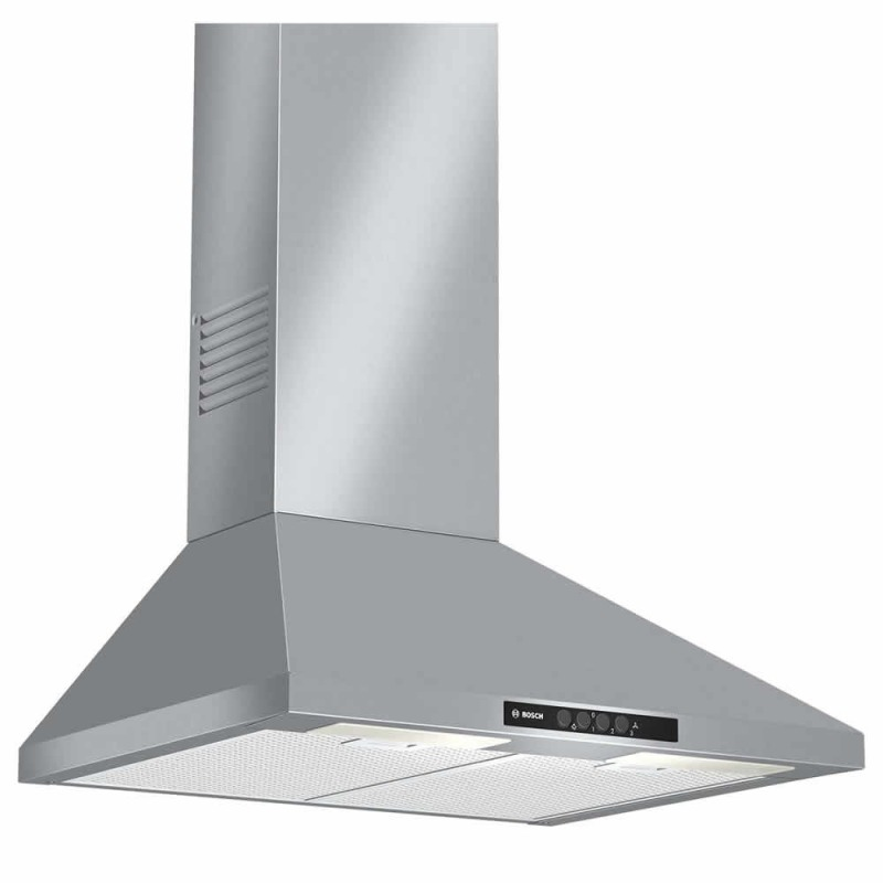 Bosch H799xW700xD500 Chimney Cooker Hood - Brushed Steel primary image