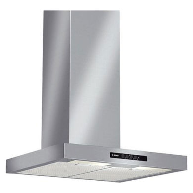 Bosch H642xW600xD500 Chimney Cooker Hood - Stainless Steel